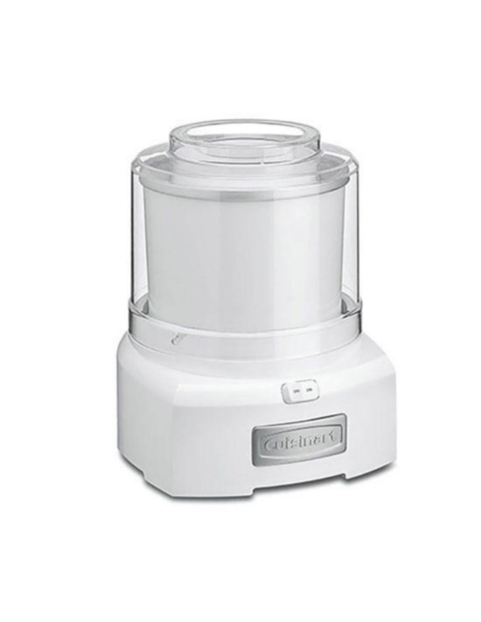 Máquina para hacer Helado Cuisinart