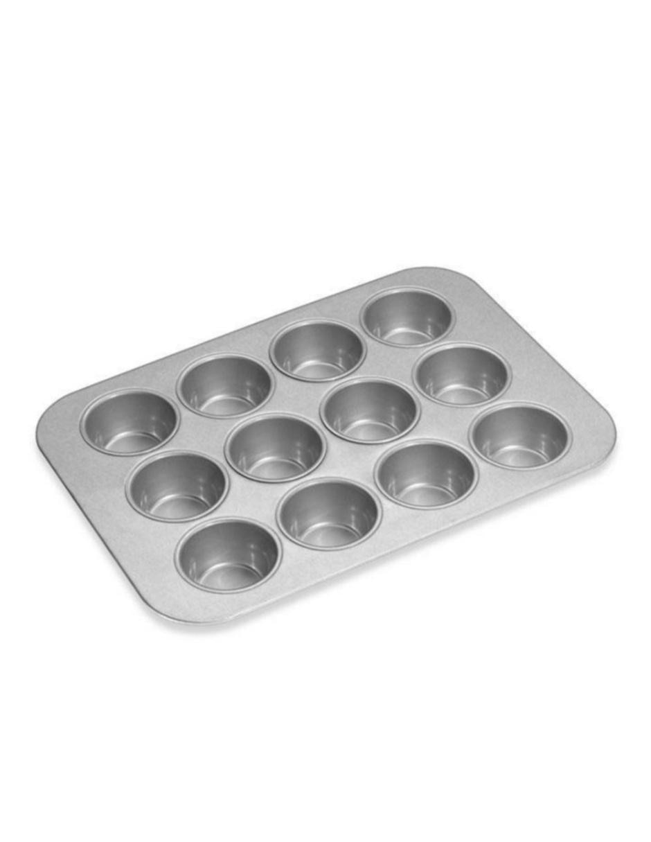 Molde para Muffins Cleartouch