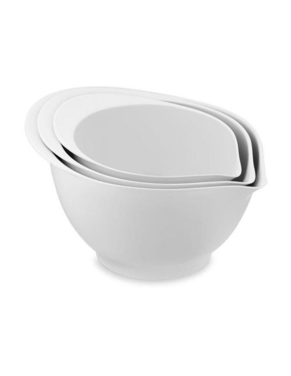 Essentials Set de Bowls Blancos