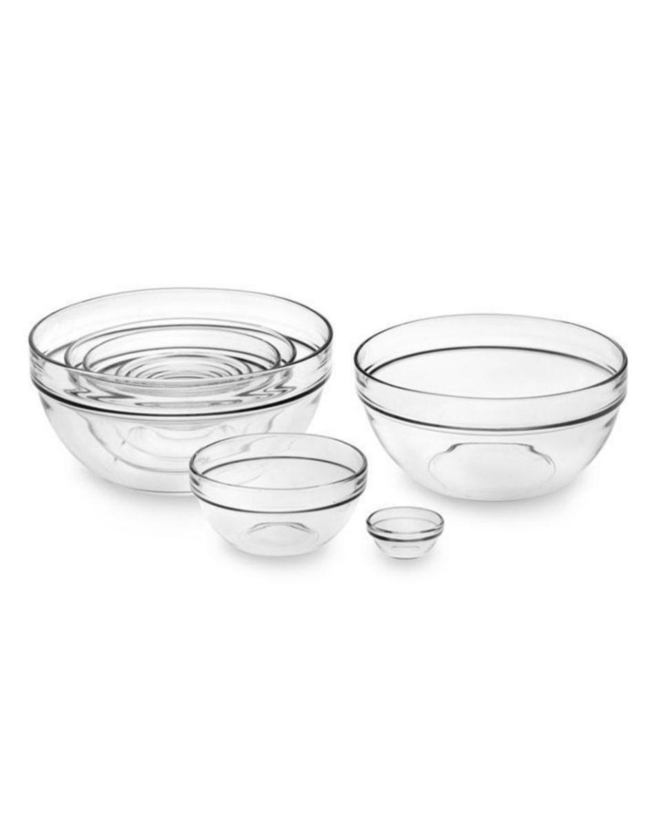 Set de 10 Bowls Essentials