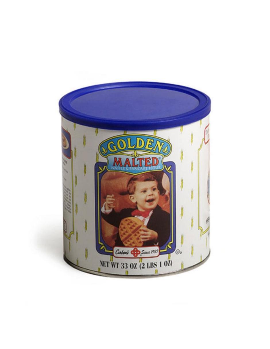 Mezcla para Waffles y Hot Cakes Golden Malted