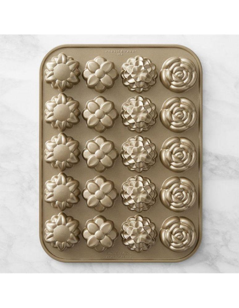Molde para 20 Pastelillos Nordic Ware