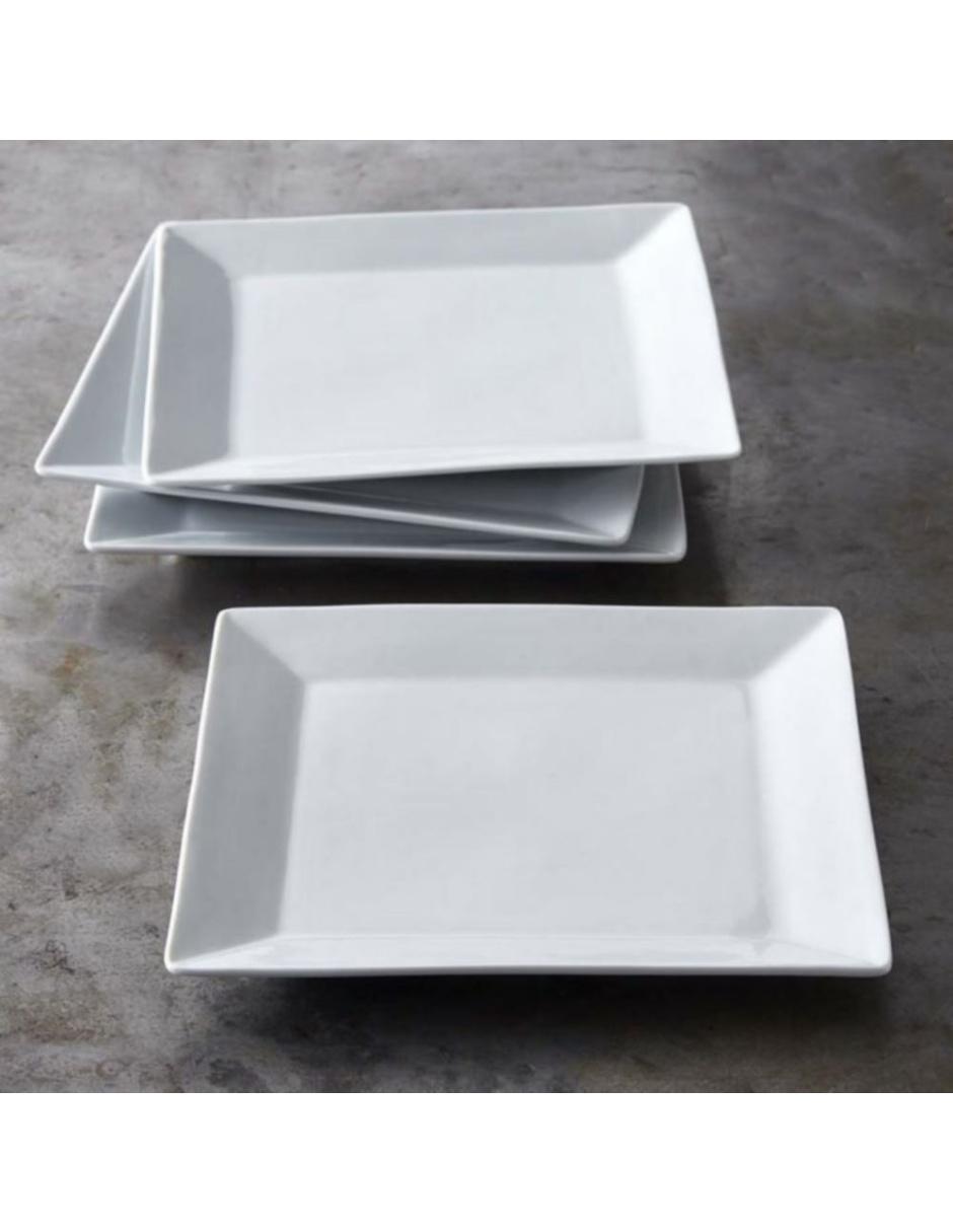 Plato Cuadrado Open Kitchen