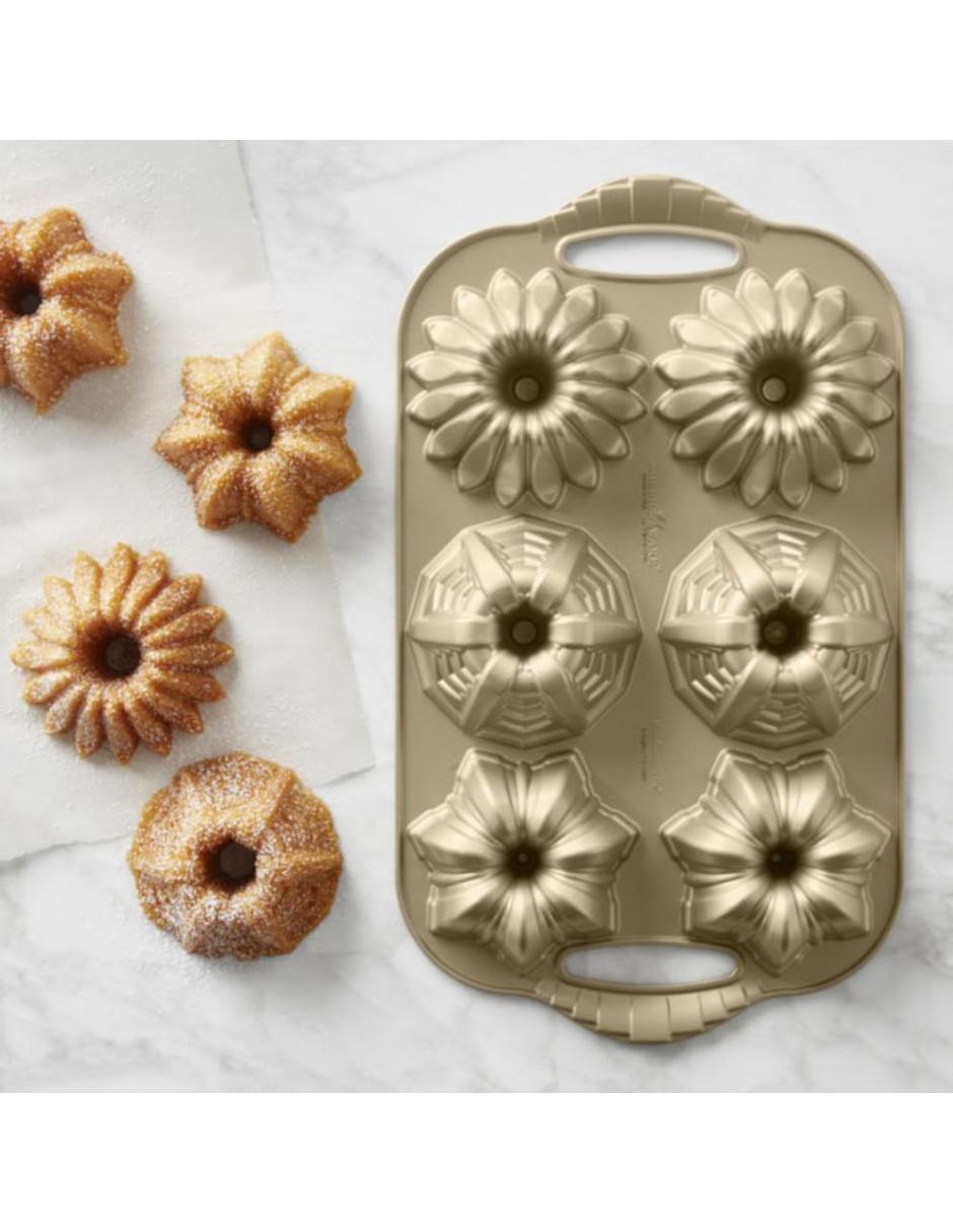 Moldes para Pastelillos Nordic Ware Art Deco Bundt®