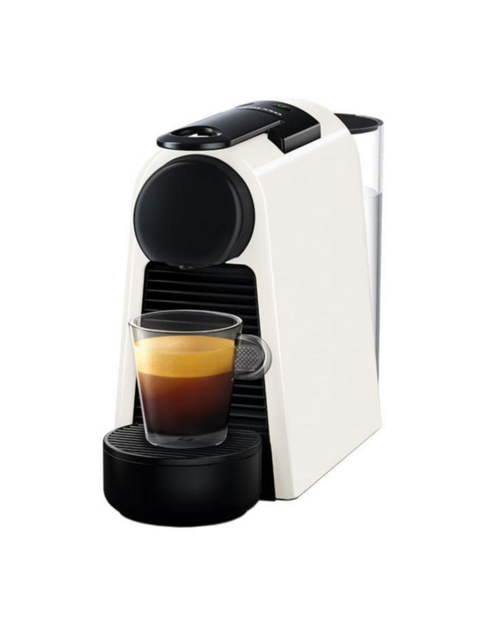 Cafetera Nespresso Essenza Mini En Blanco