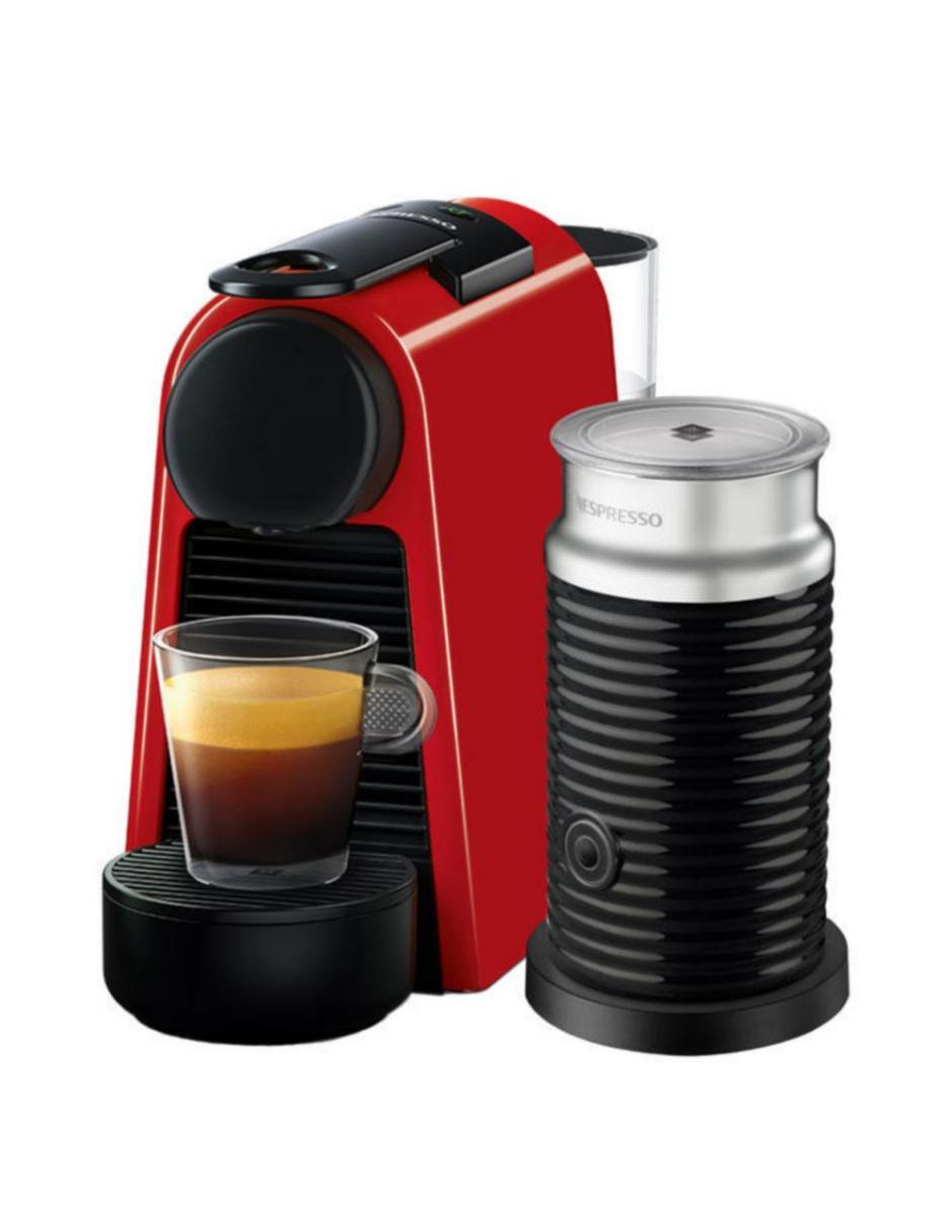 Cafetera Nespresso Essenza Rojo