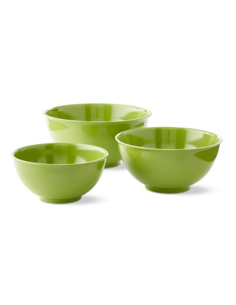 Set de Bowls Melamine Herbal Gardem